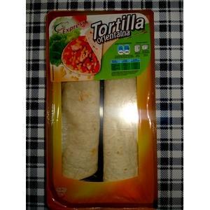 Tortilla Danie Express, różne rodzaje marki Biedronka - zdjęcie nr 1 - Bangla
