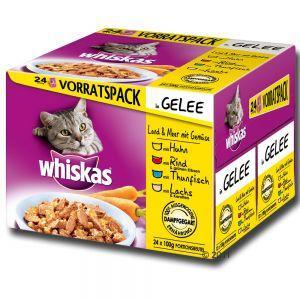 Adult saszetki, różne smaki marki Whiskas - zdjęcie nr 1 - Bangla