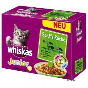 Junior saszetki marki Whiskas - zdjęcie nr 1 - Bangla