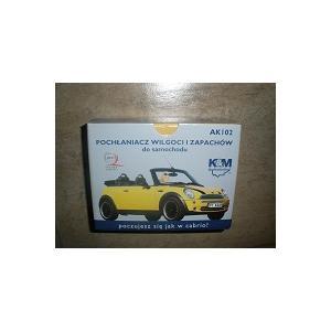 Pochłaniacz wilgoci i zapachów do samochodu marki K&M Grupa - zdjęcie nr 1 - Bangla