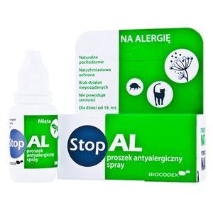 StopAl, Spray do nosa na alergię - proszek antyalergiczny marki AD Pharma - zdjęcie nr 1 - Bangla