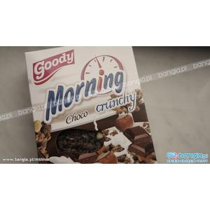 Morning Crunchy Strawberry, Fruits, Hazelnuts, Choco marki Lidl - zdjęcie nr 1 - Bangla