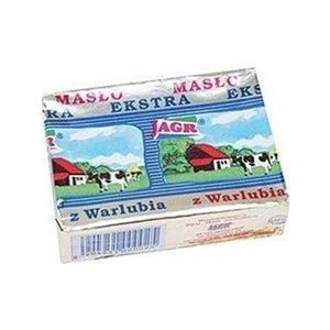 Masło Ekstra z Warlubia marki Jagr - zdjęcie nr 1 - Bangla