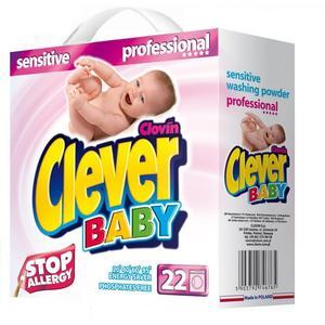 Clever Baby, Sensitive Washing Powder Professional marki Clovin - zdjęcie nr 1 - Bangla