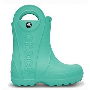 Kids Handle It Rain Boot, Kalosze marki Crocs - zdjęcie nr 1 - Bangla