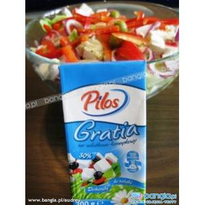 Pilos, Gratia ser sałatkowow-kanapkowy marki Lidl - zdjęcie nr 1 - Bangla