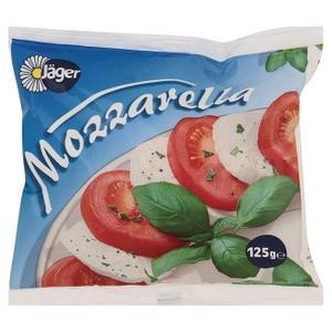 Mozzarella marki Jager - zdjęcie nr 1 - Bangla