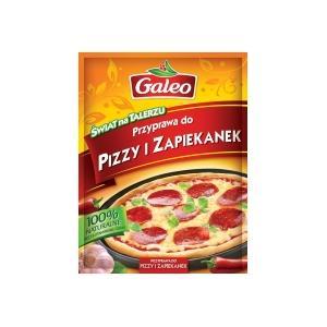 Przyprawa do pizzy i zapiekanek marki Galeo - zdjęcie nr 1 - Bangla