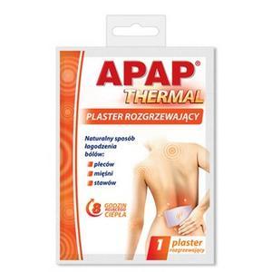 Apap Thermal Plaster Rozgrzewający marki USP Zdrowie - zdjęcie nr 1 - Bangla