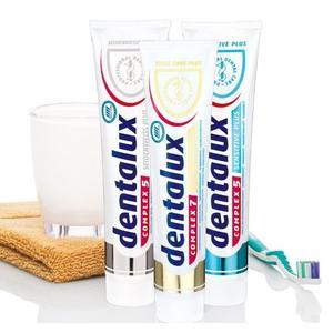 Dentalux Complex 5/Complex 7, pasta do zębów, Różne rodzaje marki Lidl - zdjęcie nr 1 - Bangla