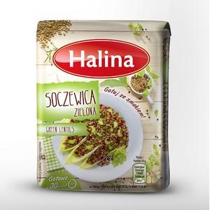 Soczewica Zielona marki Halina - zdjęcie nr 1 - Bangla