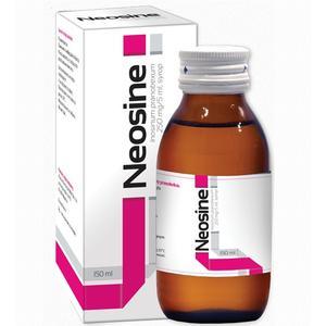 Neosine, lek o działaniu przeciwwirusowym - syrop marki Aflofarm - zdjęcie nr 1 - Bangla