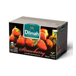 Strawberry, Herbata truskawkowa marki Dilmah - zdjęcie nr 1 - Bangla