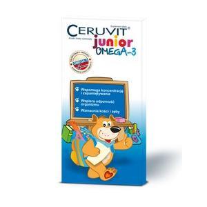 Ceruvit Junior Omega-3 marki Polfarmex - zdjęcie nr 1 - Bangla