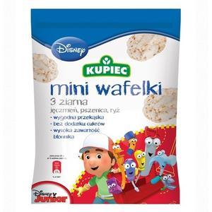 Mini wafelki marki Kupiec - zdjęcie nr 1 - Bangla