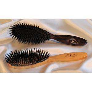Szczotka do włosów ze szczeciny dzika marki Szczotkarnia.pl - zdjęcie nr 1 - Bangla