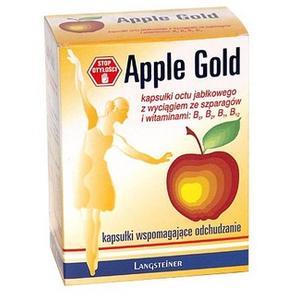 Apple Gold kapsułki marki Langsteiner - zdjęcie nr 1 - Bangla