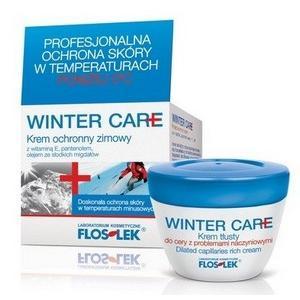 Krem ochronny zimowy Winter Care marki FlosLek - zdjęcie nr 1 - Bangla