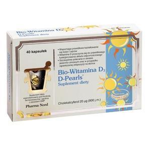 Bio-Witamina D3 D-Pearls marki Pharma Nord - zdjęcie nr 1 - Bangla