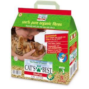 Cats Best Eco Plus, żwirek drzewny zbrylający marki JRS - zdjęcie nr 1 - Bangla