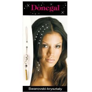 Cyrkonie na włosy marki Donegal - zdjęcie nr 1 - Bangla