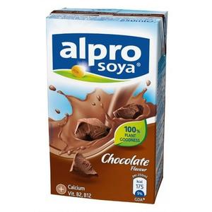 Soya Chocolate Flavour, Napój sojowy czekoladowy marki Alpro - zdjęcie nr 1 - Bangla