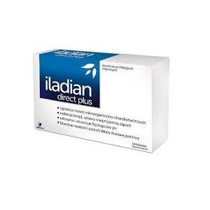Iladian Direct Plus, Tabletki dopochwowe marki Aflofarm - zdjęcie nr 1 - Bangla
