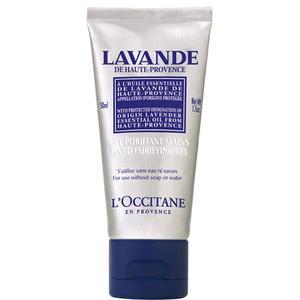Lavande, Gel Purifiant Mains, Organiczny, certyfikowany oczyszczający Żel do Rąk marki L'Occitane - zdjęcie nr 1 - Bangla