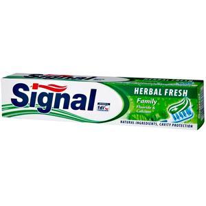 Pasta do zębów Herbal Fresh Family marki Signal - zdjęcie nr 1 - Bangla