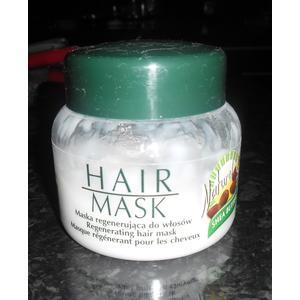 Naturel, Hair Mask, Shea Butter, Maska do włosów marki Venita - zdjęcie nr 1 - Bangla