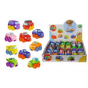 Miękkie pojazdy, samochodziki z oczkami, różne rodzaje marki Simba - zdjęcie nr 1 - Bangla