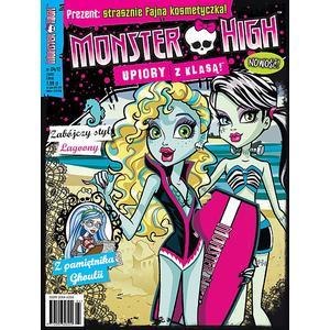 Monster High Magazyn marki Egmont - zdjęcie nr 1 - Bangla