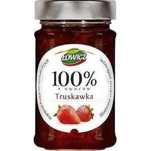 Dżem 100% z owoców, różne smaki marki Łowicz - zdjęcie nr 1 - Bangla