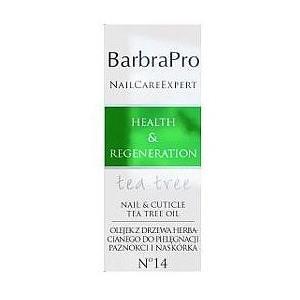 Pro, Health & Regeneration, Nail & Cuticle Tea Tree Oil, Olejek z drzewa herbacianego do paznokci naskórka No14 marki Barbra - zdjęcie nr 1 - Bangla