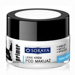 Primer, Lekki krem pod makijaż marki Soraya - zdjęcie nr 1 - Bangla