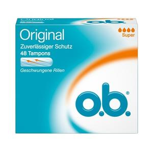 O.B Original Tampons marki Johnson & Johnson - zdjęcie nr 1 - Bangla
