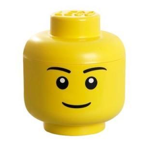 Pojemnik na zabawki, różne kształty marki Lego - zdjęcie nr 1 - Bangla