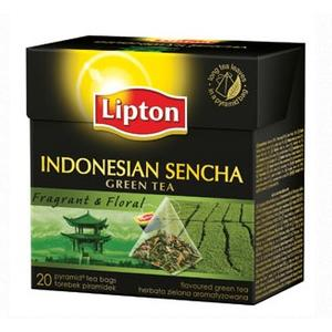 Indonesian Sencha Green Tea, Herbata zielona marki Lipton - zdjęcie nr 1 - Bangla