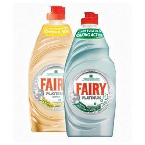 Fairy Platinum, płyn do mycia naczyń marki Procter & Gamble - zdjęcie nr 1 - Bangla