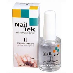 Odżywka do paznokci II Intensive Therapy for soft, peeling nails marki Nail Tek - zdjęcie nr 1 - Bangla