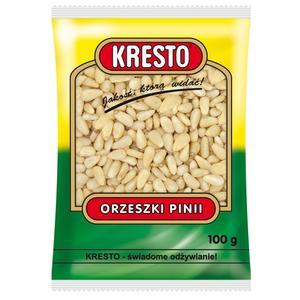 Orzechy włoskie, Nerkowce, Migdały, Orzechy Brazylijskie, Orzechy Pinii, Fistaszki marki Kresto - zdjęcie nr 1 - Bangla