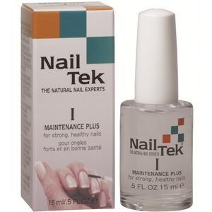 Maintenance Plus I, For Strong Healthy nails, Ochronna odżywka do paznokci normalnych marki Nail Tek - zdjęcie nr 1 - Bangla