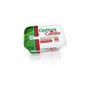 Optima Cardio, margaryna roślinna z dodatkiem steroli roślinnych marki ZT Kruszwica - zdjęcie nr 1 - Bangla