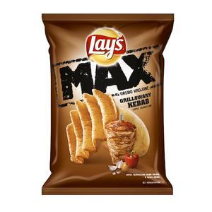 Max, chipsy, różne smaki marki Lays - zdjęcie nr 1 - Bangla