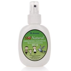 SIO Natural, preparat przeciw insektom marki Ziołolek - zdjęcie nr 1 - Bangla