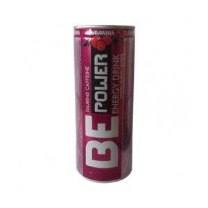 """Napój energetyzujący """"Be Power"""", różne rodzaje marki Biedronka - zdjęcie nr 1 - Bangla"""