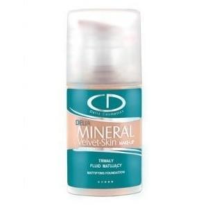Mineral Velvet Skin, Trwały fluid matujący marki Delia Cosmetics - zdjęcie nr 1 - Bangla