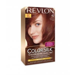 ColorSilk, Farba do włosów bez amoniaku marki Revlon - zdjęcie nr 1 - Bangla