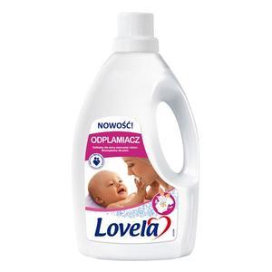 LOVELA - Odplamiacz do prania ubranek niemowląt i małych dzieci marki Reckitt Benckiser - zdjęcie nr 1 - Bangla