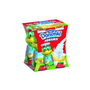 Danonki, jogurt do picia marki Danone - zdjęcie nr 1 - Bangla
